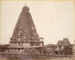 Temple at Tanjore